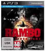Screens Zimmer 4 angezeig: Rambo game ps3