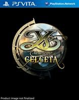 Y´s: Memories of Celceta (PSV) DE-Version