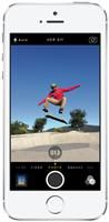 Apple iPhone 5S 16GB iOS silber