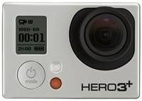 GoPro Hero3+ Black Edition Motorsport