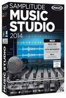 Magix Samplitude Music Studio 2014 Win DE