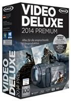 Magix Video deluxe 2014 Premium Win DE