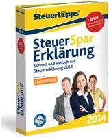 Akademische Arbeitsgemeinschaft Steuer- Spar-Erklärung 2014 (Steuerjahr 2013)