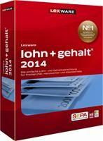 Lexware Lohn+Gehalt 2014 Version 18.00 Win DE