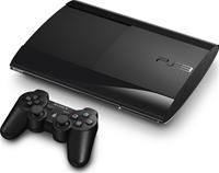 Sony PlayStation 3 SuperSlim 500GB inkl. Original Sony DualShock 3 Controller