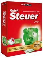 Lexware QuickSteuer 2014 (für Steuerjahr 2013)
