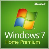Microsoft Windows 7 Home Premium 32bit SP1 DE DVD SB/OEM LCP-Verpackung