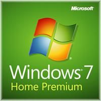 Microsoft Windows 7 Home Premium 64bit SP1 DE DVD SB/OEM LCP-Verpackung