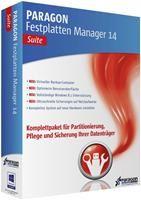 Paragon Festplatten Manager 14 Suite Win DE