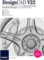 Franzis DesignCAD V22 Win DE