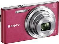 Sony Cyber-shot DSC-W830V pink