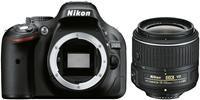 Nikon D5200 Kit AF-S DX 18-55 VR II schwarz