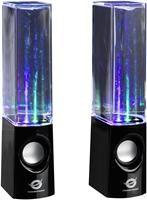 Conceptronic Dancing Water Speaker schwarz