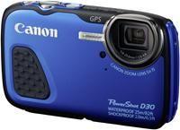 Canon PowerShot D30 blau