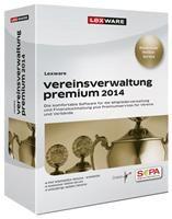 Lexware Vereinsverwaltung premium 2014 Win DE