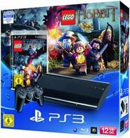 Sony PlayStation 3 (12 GB) inkl. LEGO: Der Hobbit