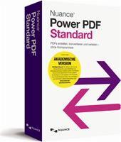 Nuance Power PDF Standard Education (DE) Win