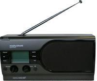 Morphy Richards Radiorekorder schwarz