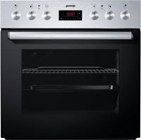 Gorenje Hot-Set (BC 6306 ZX + ECD 620 BSC) Einbauherdset, Heißluft, Grill, Display , EEK:A-20%