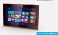 Nokia Lumia 2520 Tablet LTE 32GB rot W8.1RT
