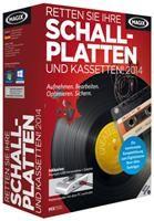MAGIX Retten Sie Ihre Schallplatten & Kassetten! 2014 Win DVD DE