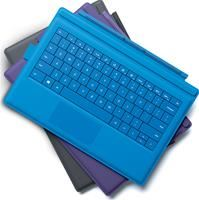 Microsoft Surface Type Cover 3 - schwarz für Microsoft Surface Pro 3