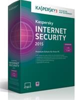 Kaspersky Internet Security 2015 Upgrade Win DE