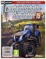 Landwirtschafts-Simulator 15 Collector's Edition (PC) DE-Version
