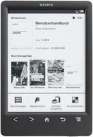Sony Reader PRS-T3SBC schwarz