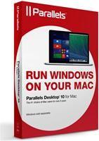 Parallels Desktop 10 für Mac DE (Retail Box mit beiliegendem Aktivierungsschlüssel)