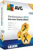 AVG Performance 2015 (1Platz/1Jahr) Das neue TuneUp Utilities (PC) DE-Version
