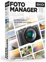 MAGIX Foto Manager 15 deluxe Win DVD DE-Version