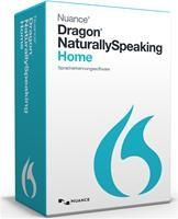 Nuance Dragon NaturallySpeaking 13 Home (DE) inkl. Headset Win CD Mini Box