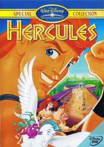 Hercules (Disney) DVD Video, German (Article no. 90010596) - Picture #1
