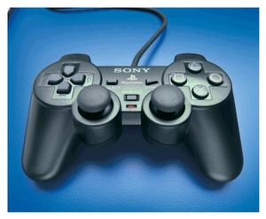 Sony Analog Controller schwarz (Article no. 90028031) - Picture #1