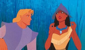 Pocahontas 1 Special Coll. (Disney) DVD Video, German (Article no. 90030109) - Picture #3