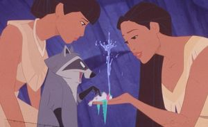 Pocahontas 1 Special Coll. (Disney) DVD Video, German (Article no. 90030109) - Picture #5
