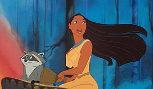 Pocahontas 1 Special Coll. (Disney) DVD Video, German (Article no. 90030109) - Picture #2