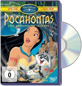 Pocahontas 1 Special Coll. (Disney) DVD Video, German (Article no. 90030109) - Picture #1