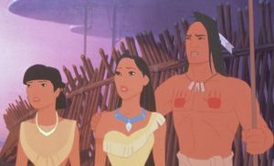 Pocahontas 1 Special Coll. (Disney) DVD Video, German (Article no. 90030109) - Picture #4