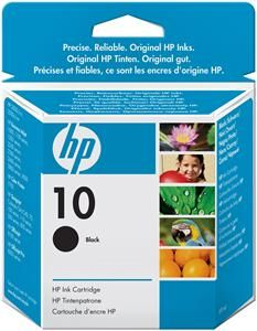 HP Nr.10 Tinte Schwarz (Article no. 90033556) - Picture #1
