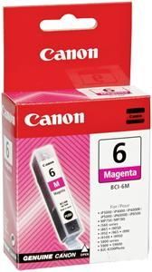 Canon BCI-6M Tinte Magenta (Article no. 90035932) - Picture #1