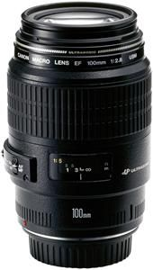 Canon EF 100/2.8 Makro USM (Article no. 90041554) - Picture #1
