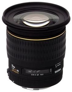 Sigma 20/1.8 EX DG Asp. RF M/AF (item no. 90043632) - Picture #2