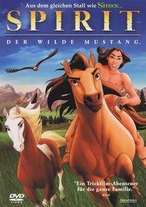 Spirit - Der wilde Mustang DVD Video, German (Article no. 90053119) - Picture #1