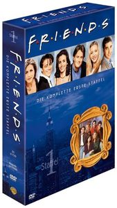 Friends - Staffel 1 (Box Set) (Article no. 90054887) - Picture #1