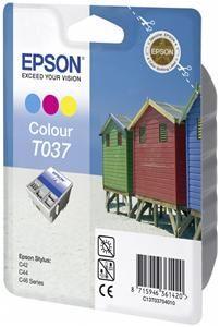 Epson T0370 Tinte Farbig (Art.-Nr. 90055769) - Bild #1