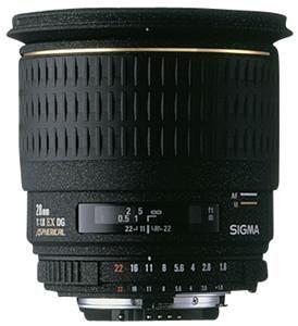 Sigma 28/1.8 EX DG Asp. Makro S/AF (Article no. 90057489) - Picture #3