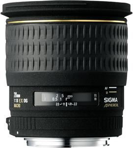 Sigma 28/1.8 EX DG Asp. Makro S/AF (Article no. 90057489) - Picture #1