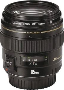 Canon EF 85/1.8 USM (item no. 90058132) - Picture #2